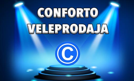 Conforto – Veleprodaja